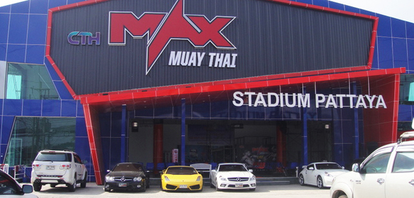 MAX MUAY THAI Pattaya
