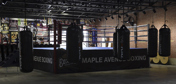 Maple Avenue Boxing Gym
